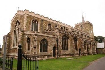 Church in Horncastle