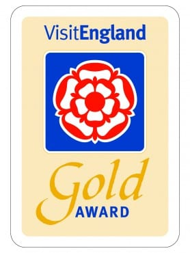 Gold Award (Sticker Sign) (2)